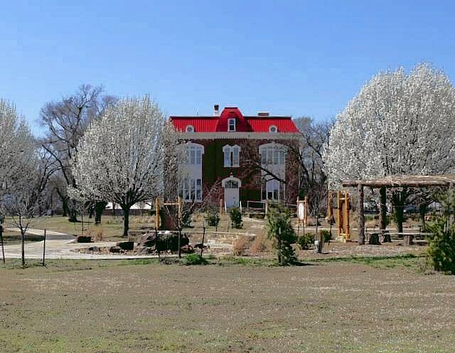 Choctaw Capital Tuskahoma