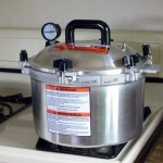 Pressure canner cooker
