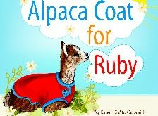 alpaca children's book