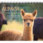 Alpaca Calendar 2018